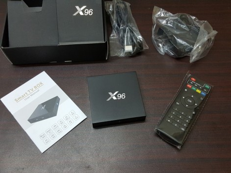 Android Smart TV Box with 1600 Channels Live TV 2gb RAM & 16gb ROM